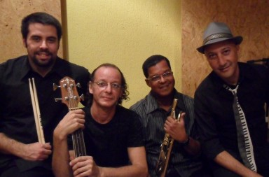 Jurassik Quartet 1