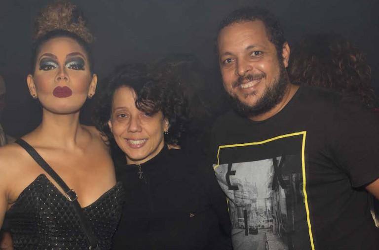 Ingridy Carvalho, Adriana Prates e Mopa