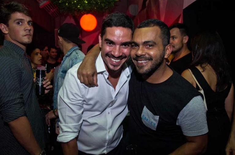 Mauro Braga e Josiano