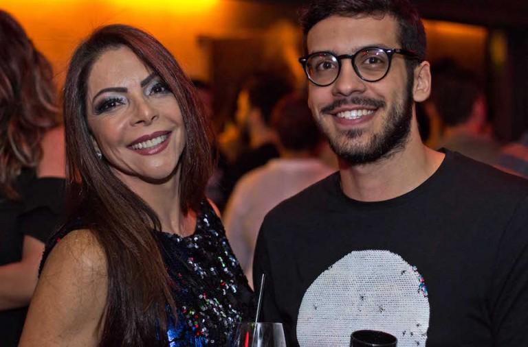 Nereida Braga e Marcelo Massay