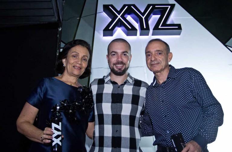 Neuci, Andre e Edson Paranhos