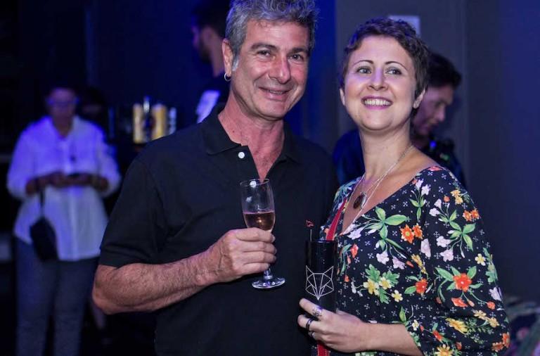 Nicolas di Bono e Ulli Viana