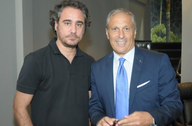 Sidney Quintela e Stefano Sete