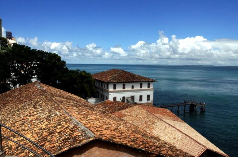 Museu de Arte Moderna - MAM - Localizado na avenida contorno em Salvador-Ba Na Foto: Fotos: Robson Mendes / AGECOM